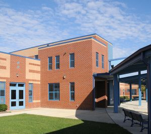 Cedar Lane School - Front